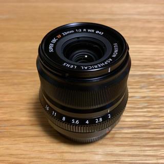 フジフイルム(富士フイルム)のFUJINON XF23mm F2 R WR(レンズ(単焦点))
