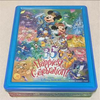 ディズニー(Disney)のディズニー35周年 クッキー(菓子/デザート)