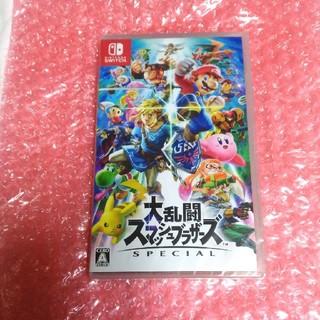 ニンテンドースイッチ(Nintendo Switch)の■新品■大乱闘スマッシュブラザーズSPECIAL(家庭用ゲームソフト)