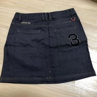 アディダス(adidas)のレディース♡ゴルフ用スカート(ミニスカート)