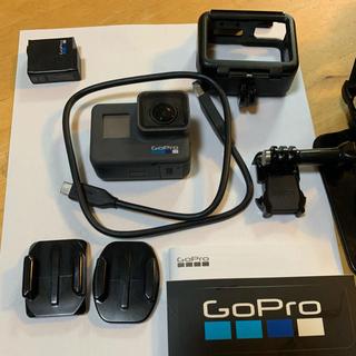 ゴープロ(GoPro)のgopro hero6セット (ビデオカメラ)