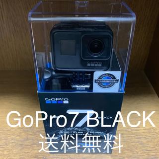 ゴープロ(GoPro)の送料無料 GoPro HERO7 BLACK CHDHX-701-FW 新品(ビデオカメラ)