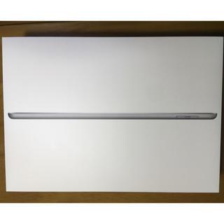 アップル(Apple)のiPad 2018年 9.7インチ 128gb スペースグレイ(タブレット)