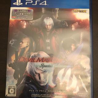 プレイステーション4(PlayStation4)のdevil may cry 4 (家庭用ゲームソフト)