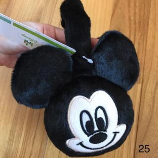 ディズニー(Disney)の①ミッキーイヤマフラー(その他)