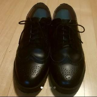 【新品同様】 ウイングチップシューズ 靴 シューズ カジュアル ビジネス(ドレス/ビジネス)