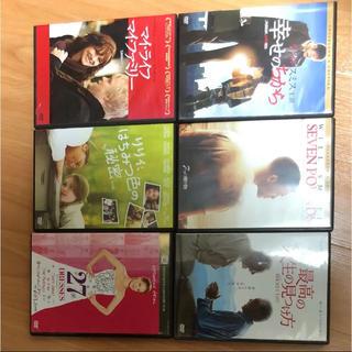 dvdまとめ売り(外国映画)