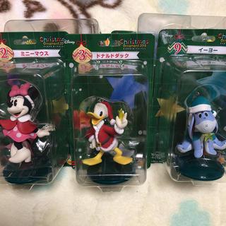 ディズニー(Disney)のディズニー クリスマス オーナメント(キャラクターグッズ)