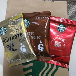 Starbucks Coffee - スターバックス オリガミ® ホリデーアソート①