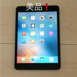 【美品】本体のみ❗️Apple  iPad mini 16G wifiモデル