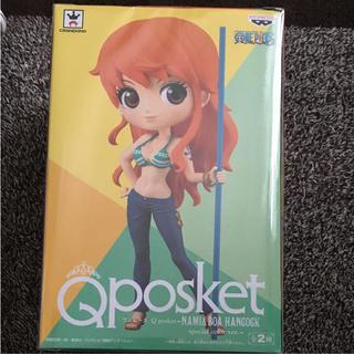 Qposket  ナミ  フィギュア(キャラクターグッズ)