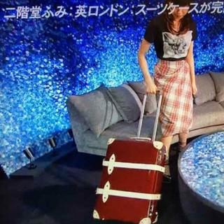 ヴィヴィアンウエストウッド(Vivienne Westwood)のチェックアシンメトリースカート(ロングスカート)