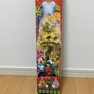 ユチョン様専用☆新品☆ディズニー クリスマスツリー ファイバー 卓上(置物)
