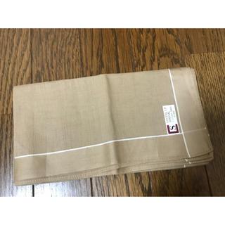 ハンカチ 日本製 綿100%(ハンカチ/ポケットチーフ)