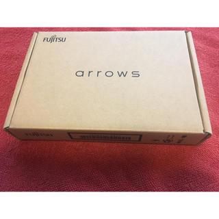 フジツウ(富士通)の新品未使用  arrows M04 ブラック  SIMフリー(スマートフォン本体)