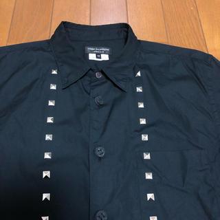 コムデギャルソン(COMME des GARCONS)の美品 コムデギャルソン  HOMME PLUS スタッズシャツ(シャツ)