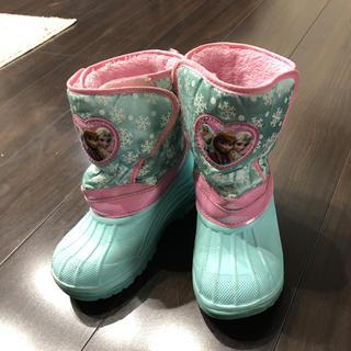 スノーブーツ♡アナ雪 19cm(ブーツ)
