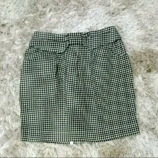 ページボーイ(PAGEBOY)のPAGE BOY コクーンスカート(ミニスカート)