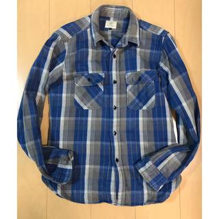 ビューティアンドユースユナイテッドアローズ(BEAUTY&YOUTH UNITED ARROWS)のビューティアンドユース  チェックシャツ  ヘビーフランネル(シャツ)