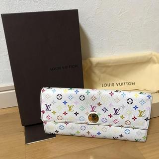 ルイヴィトン(LOUIS VUITTON)のルイヴィトン マルチカラー財布(長財布)
