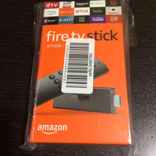 fire TV stick(その他)