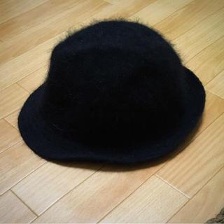 EGOIST - EGOIST ハット 帽子 フワフワ