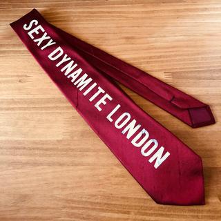 セクシーダイナマイト(SEXY DYNAMITE)のSEXY DYNAMITE LONDON ネクタイ(ネクタイ)