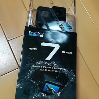 ゴープロ(GoPro)の●新品未開封● GoPro Hero7 Black CHDHX-701-FW(ビデオカメラ)