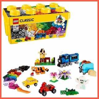 送料無料☆大人気!レゴ 黄色のアイデアボックス プラス(積み木/ブロック)
