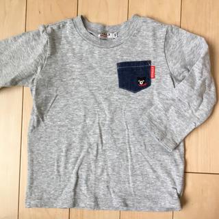 DOUBLE.B - DOUBLE.B 長袖Tシャツ100