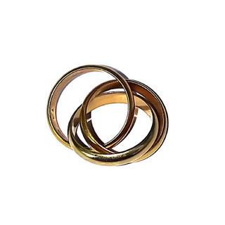 カルティエ(Cartier)のカルティエ 3連 リング(リング(指輪))