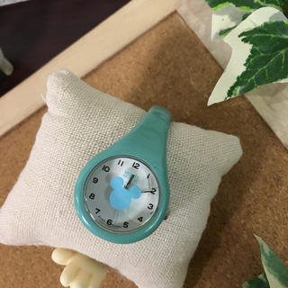 アルバ(ALBA)のALBA  レディースブレス型  腕時計  mickey(腕時計)