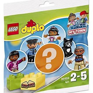 レゴ(Lego)のALICE  CAT様専用★LEGO デュプロのなかまミニセット ネコ(積み木/ブロック)
