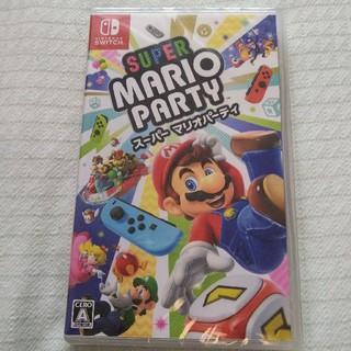 Nintendo Switch - 新品 スーパーマリオパーティ Switch