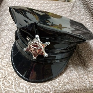 警察帽(その他)