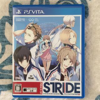 プリンス・オブ・ストライド vita(携帯用ゲームソフト)