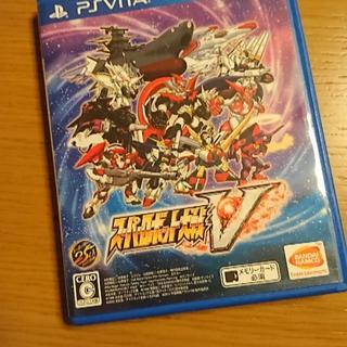 プレイステーションヴィータ(PlayStation Vita)のPS vita スーパーロボット大戦V(携帯用ゲームソフト)