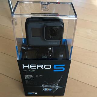 ゴープロ(GoPro)のGoPro Hero 5 Black(ビデオカメラ)