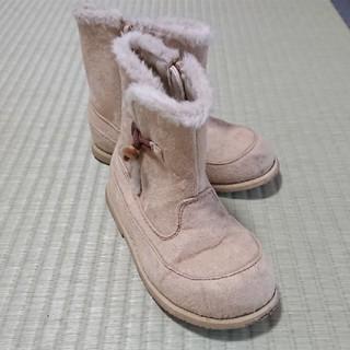 KUKUWALK ムートンブーツ 18cm(ブーツ)