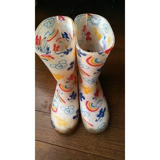 ディズニー(Disney)の中古☆Disney(長靴/レインシューズ)