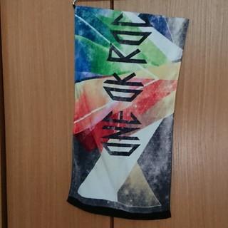 ワンオクロック(ONE OK ROCK)の美品☆  ONE OK ROCK  ライブタオル(ミュージシャン)
