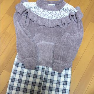 グレイル(GRL)のコーデ売り(ニット/セーター)