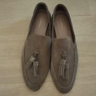 ザラ(ZARA)のZARA オペラ シューズ 39(ローファー/革靴)