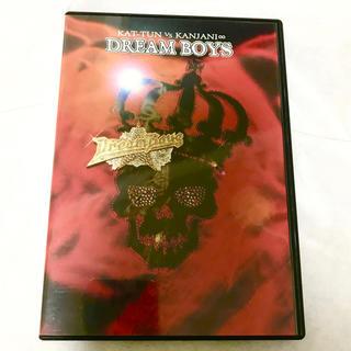 カンジャニエイト(関ジャニ∞)のKAT-TUN vs 関ジャニ∞ ドリームボーイズ DVD(アイドルグッズ)