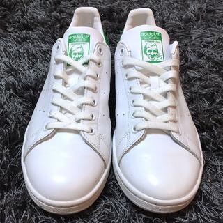 アディダス(adidas)の【美品】adidas アディダス STAN SMITH スタンスミス 25.5(スニーカー)