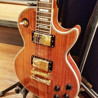 エピフォン(Epiphone)の【限定品】Epiphone 限定品レスポール ギターケース付き(エレキギター)