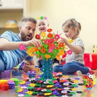 約700ピース おもちゃ ブロック 子供 積み木 知育玩具 p20(積み木/ブロック)