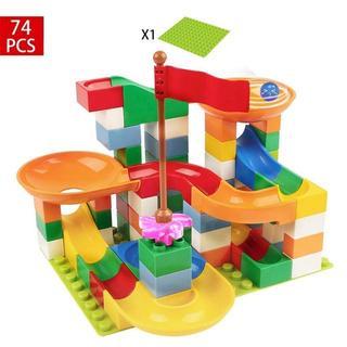 コースター積み木 積み木 立体パズル ブロック 知育玩具 p18(積み木/ブロック)