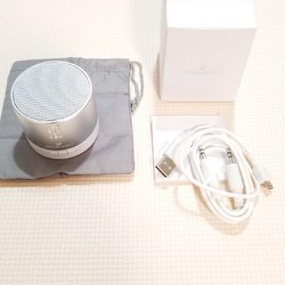 SWAROVSKI - スワロフスキー Bluetooth コンパクト スピーカー