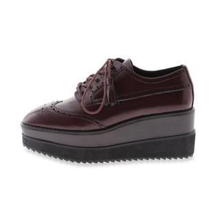 スナイデル(snidel)のsnidel オックスフォードシューズ(ローファー/革靴)